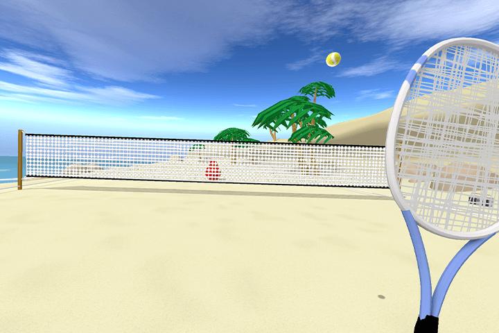 Blobby Tennis